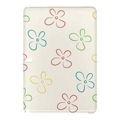 Flower Background Nature Floral Samsung Galaxy Tab Pro 10.1 Hardshell Case