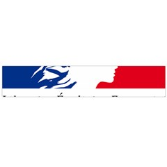 Symbol of the French Government Flano Scarf (Large)