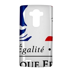 Symbol of the French Government LG G4 Hardshell Case
