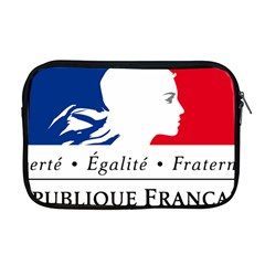 Symbol of the French Government Apple MacBook Pro 17  Zipper Case