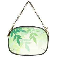 Spring Leaves Nature Light Chain Purses (One Side)