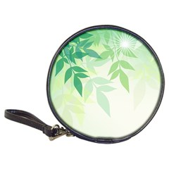 Spring Leaves Nature Light Classic 20 Cd Wallets