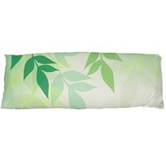 Spring Leaves Nature Light Body Pillow Case (Dakimakura)
