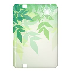 Spring Leaves Nature Light Kindle Fire HD 8.9
