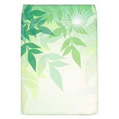 Spring Leaves Nature Light Flap Covers (L)