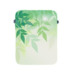 Spring Leaves Nature Light Apple Ipad 2/3/4 Protective Soft Cases