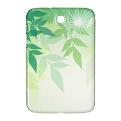 Spring Leaves Nature Light Samsung Galaxy Note 8.0 N5100 Hardshell Case