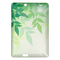 Spring Leaves Nature Light Amazon Kindle Fire HD (2013) Hardshell Case