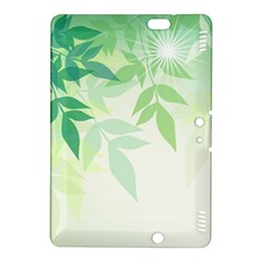 Spring Leaves Nature Light Kindle Fire Hdx 8 9  Hardshell Case