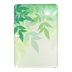 Spring Leaves Nature Light Samsung Galaxy Tab Pro 12 2 Hardshell Case