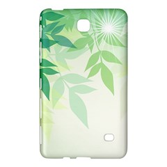 Spring Leaves Nature Light Samsung Galaxy Tab 4 (8 ) Hardshell Case