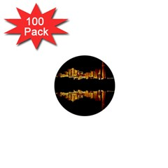 Waste Incineration Incinerator 1  Mini Buttons (100 pack)