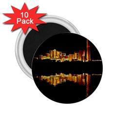 Waste Incineration Incinerator 2.25  Magnets (10 pack)