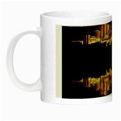 Waste Incineration Incinerator Night Luminous Mugs