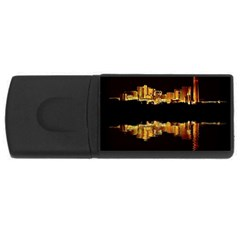 Waste Incineration Incinerator USB Flash Drive Rectangular (4 GB)