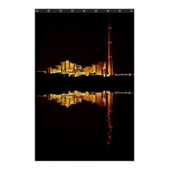 Waste Incineration Incinerator Shower Curtain 48  x 72  (Small)