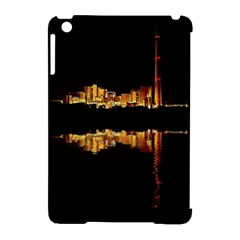 Waste Incineration Incinerator Apple iPad Mini Hardshell Case (Compatible with Smart Cover)