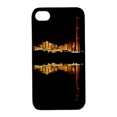 Waste Incineration Incinerator Apple iPhone 4/4S Hardshell Case with Stand