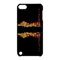 Waste Incineration Incinerator Apple iPod Touch 5 Hardshell Case with Stand