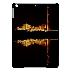 Waste Incineration Incinerator iPad Air Hardshell Cases
