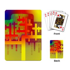 Binary Binary Code Binary System Playing Card