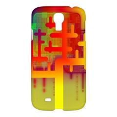 Binary Binary Code Binary System Samsung Galaxy S4 I9500/I9505 Hardshell Case