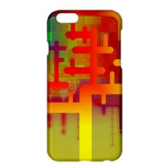 Binary Binary Code Binary System Apple Iphone 6 Plus/6s Plus Hardshell Case