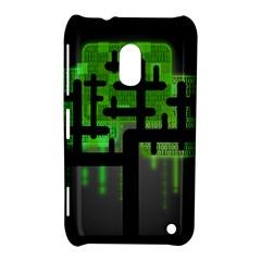 Binary Binary Code Binary System Nokia Lumia 620