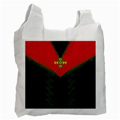 Dressed For Success Recycle Bag (one Side)