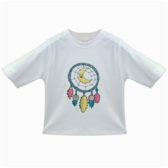 Cute Hand Drawn Dreamcatcher Illustration Infant/Toddler T-Shirts