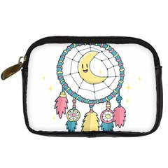 Cute Hand Drawn Dreamcatcher Illustration Digital Camera Cases