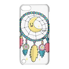 Cute Hand Drawn Dreamcatcher Illustration Apple iPod Touch 5 Hardshell Case with Stand