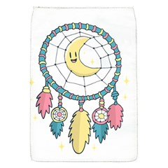 Cute Hand Drawn Dreamcatcher Illustration Flap Covers (S)