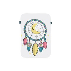 Cute Hand Drawn Dreamcatcher Illustration Apple iPad Mini Protective Soft Cases