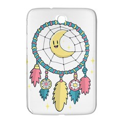 Cute Hand Drawn Dreamcatcher Illustration Samsung Galaxy Note 8.0 N5100 Hardshell Case