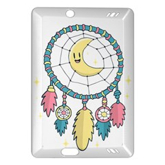 Cute Hand Drawn Dreamcatcher Illustration Amazon Kindle Fire HD (2013) Hardshell Case