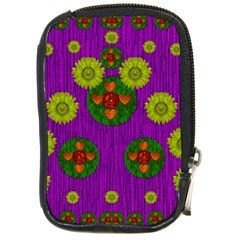 Buddha Blessings Fantasy Compact Camera Cases