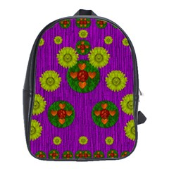 Buddha Blessings Fantasy School Bags (XL)