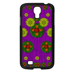 Buddha Blessings Fantasy Samsung Galaxy S4 I9500/ I9505 Case (black)