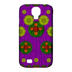 Buddha Blessings Fantasy Samsung Galaxy S4 Classic Hardshell Case (PC+Silicone)