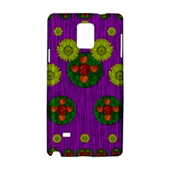 Buddha Blessings Fantasy Samsung Galaxy Note 4 Hardshell Case