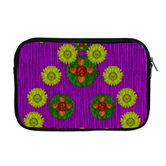 Buddha Blessings Fantasy Apple MacBook Pro 17  Zipper Case