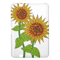 Sunflowers Flower Bloom Nature Kindle Fire HD 8.9