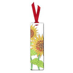 Sunflowers Flower Bloom Nature Small Book Marks