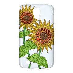 Sunflowers Flower Bloom Nature Galaxy S4 Active