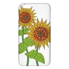 Sunflowers Flower Bloom Nature Iphone 6 Plus/6s Plus Tpu Case