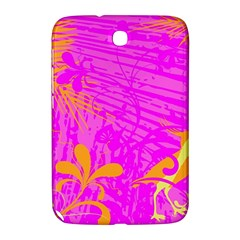 Spring Tropical Floral Palm Bird Samsung Galaxy Note 8.0 N5100 Hardshell Case