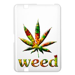 Marijuana Leaf Bright Graphic Kindle Fire Hd 8 9