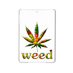 Marijuana Leaf Bright Graphic iPad Mini 2 Hardshell Cases