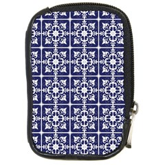 Leaves Horizontal Grey Urban Compact Camera Cases